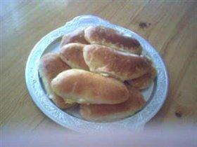 Пирожки из хрущевского нестареющего теста