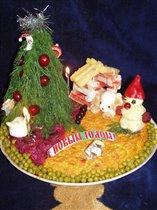 'Вкусный Новогодний дворик!'