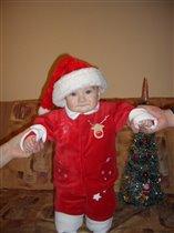 Самый мелкий Санта Клаус!!
