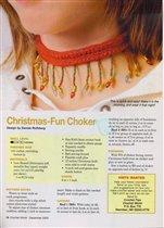Christmas-FunChoker