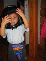 Я космонавт :)