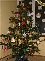 Безопасная елка