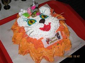 Торт для Кристины.