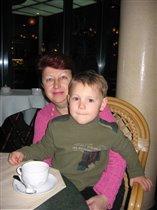 С тетей Наташей