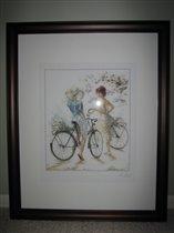 Велосипедистки Ланарте