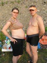 Пиво   vs   беременности. 8-й раунд!
