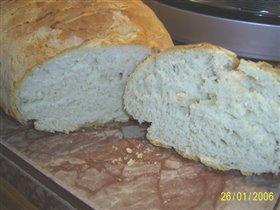 Деревенский хлеб на закваске