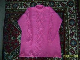 'Беременный' пуловер