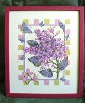 DMC Lilacs