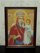 Икона Божией Матери 'Призри на смирение'