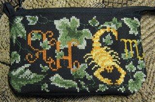 Косметичка для  Скорпионов
