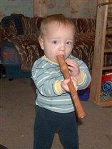 Юный флейтист