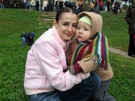 Мама, я тебя так сильно люблю :))))