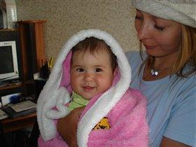 Самые милые щечки у моей дочки!!!