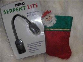 Подарок от Настоящего Деда Мороза !!!:))))