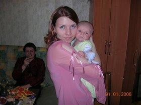Мы с мамой так похожи!