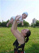 Мама, я хочу стать космонавтом!!