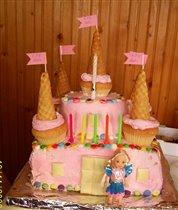 Торт 'Замок'
