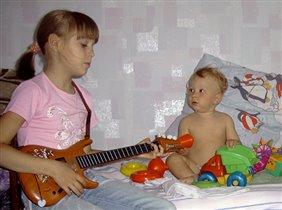 А не спеть ли мне песню?
