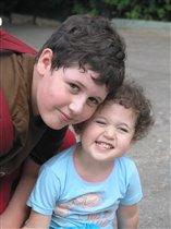 Мои детишки:)))