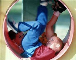 тренировки будущих космонавтов проходят в условиях, максимально приближенных к реальным...