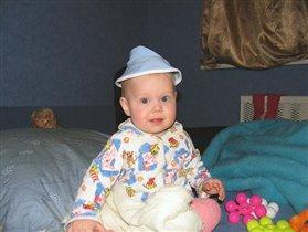 примеряем кукольную шляпку!