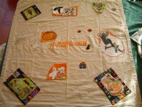 Details Halloween' tablecloth