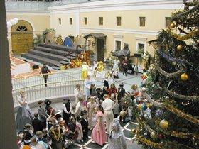 Бал в Пушкинском музее