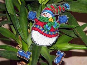 Снеговик от Дименшнс (Dancing Showman)