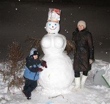 Снеговичка