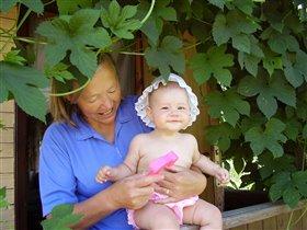 любимая внучка