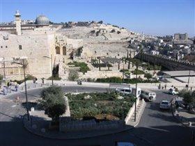 Вид на Храмовую гору