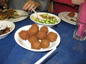 Израилская еда