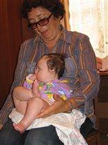 Важнюха у бабушки