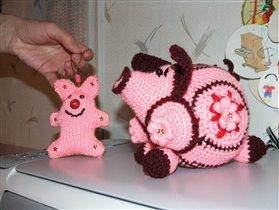 Встречаем год Свиньи