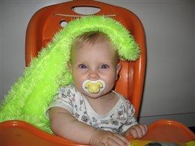 моя Аленка ( 7,5 месяцев)