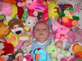 Ах сколько игрушек!!!