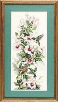 #13667   Hummingbird Art