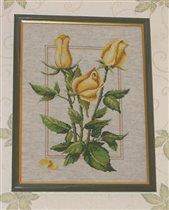 'Желтые розы'.