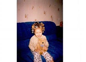 Маленькая модница ;-)))