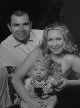 mama, papa i Danil
