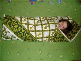 Впала в младенчество :)