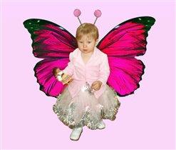 Настюша-бабочка