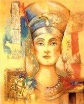 Queen_Nefertite (39x49cm)
