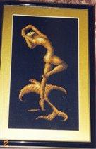 Девушка со скатом (Золотое Руно)