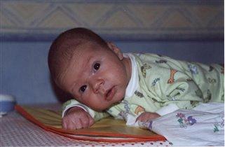 Егорке 2 месяца