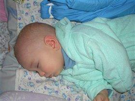 люблю когда он спит