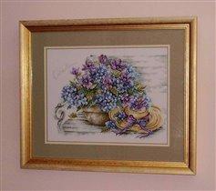 34302 Lanarte цветы со шляпкой