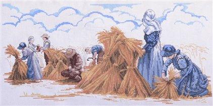 Wheat harvest (Elsа Williams)