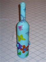 Весенняя бутылочка